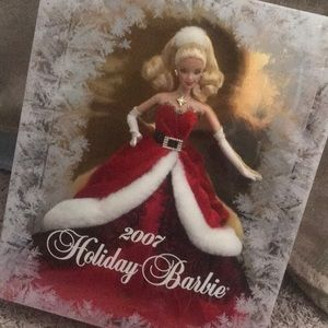 Collector's edition 2007 Holiday Barbie
